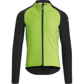 assos Mille GT Winter Jacket Men, visibility green